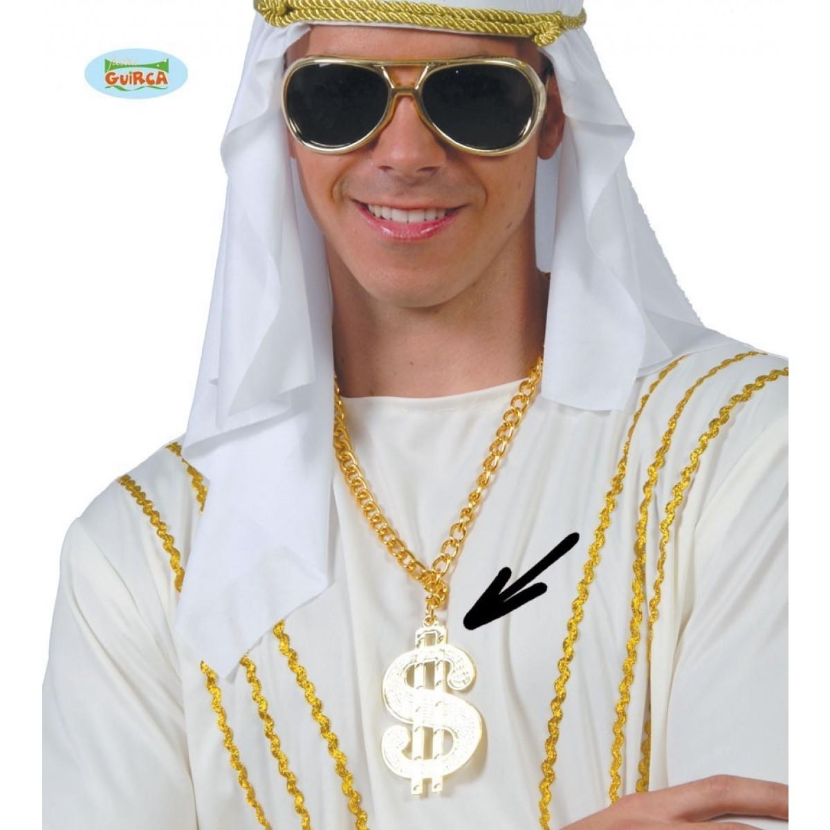 Guirca Collar con s/ímbolo del Dollar
