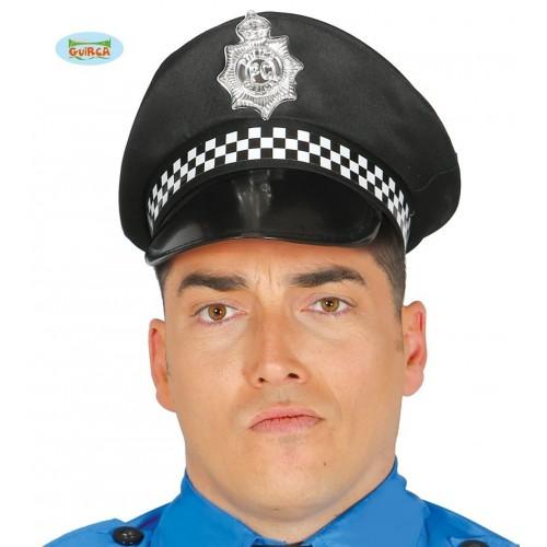 GORRA TELA ADULTO  POLICIA LOCAL