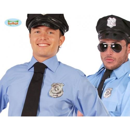 PLACA POLICIA ESPECIAL METAL