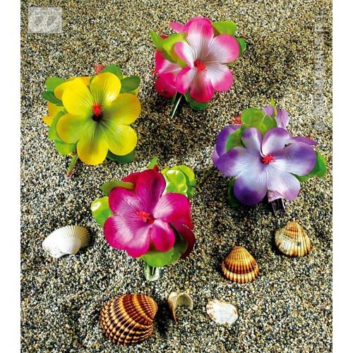 TRABA HAWAIANA C/FLORES
