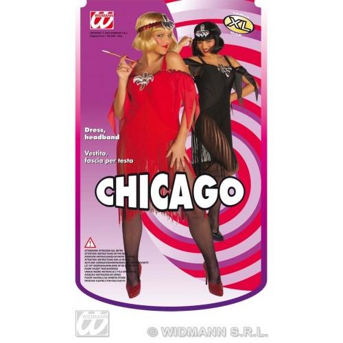 $ DISFRAZ CHICAGO CHARLESTON T-XL 2COL.