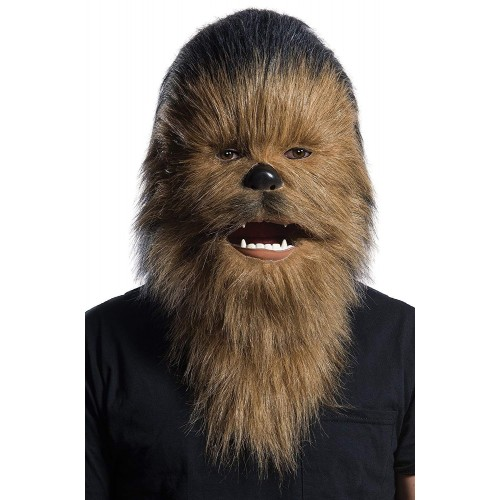 L MASCARA CHEWBACCA STAR WARS