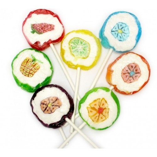 BOTE 90/U LOLLY POP ROCK FRUTI 10GR