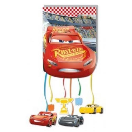 PIÑATA CARS 3 28X21CM