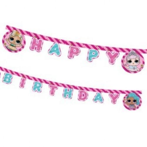 HAPPY BIRTHDAY LOL SURPRISE 2MT