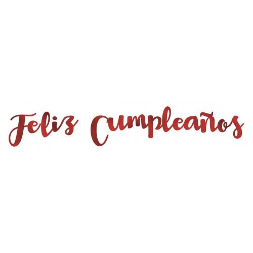 GUIRNALDA FELIZ CUMPLEAÑOS COL.SURT