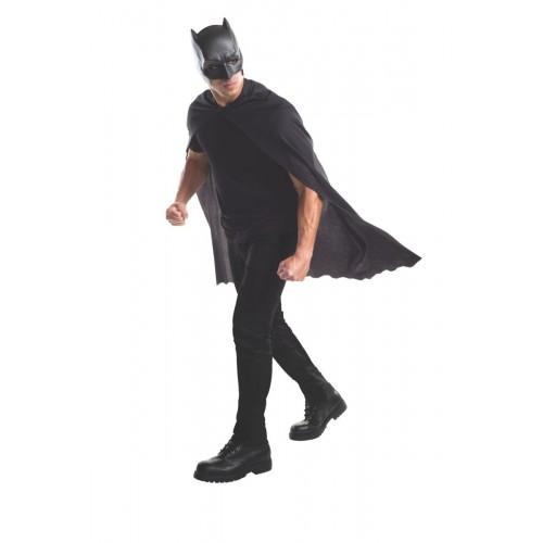 L CAPA MASCARA ADULTO BATMAN
