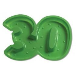 BANDEJA PLASTICO FORMA N30