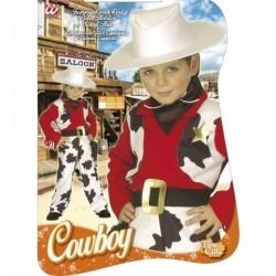 DISFRAZ 3A4/4A5AÑOS NIÑO COW-BOY
