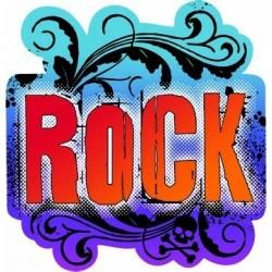 PAQ.30/U COLGANTE SILUETA ROCK SURT