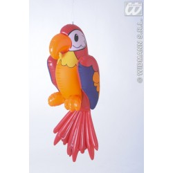 LORO PAPAGALLO HINCHABLE 60CM
