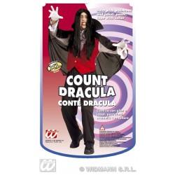 $D DISFRAZ CONDE DRACULA T-XL