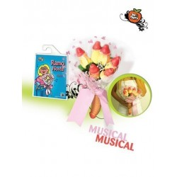 RAMO NOVIA MUSICAL TUL PITOS