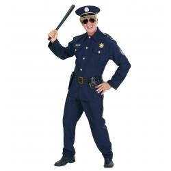 DISFRAZ T-XL POLICIA AZUL