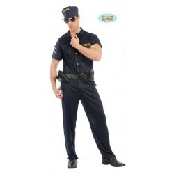 DISFRAZ T-L POLICIA