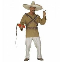 DISFRAZ T-M EL MEXICANO
