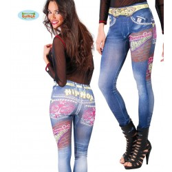$ LEGGINS T-38/40 HIP HOP