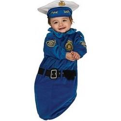 ^ DISFRAZ 0A9 MESES POLICIA