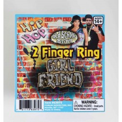 ANILLO GIRL FRIEND HIP HOP