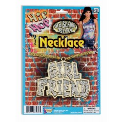 COLLAR GIRL FRIEND HIP HOP