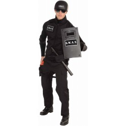ESCUDO SWAT ADULTO