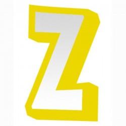 $D LETRAS ADHESIVAS Z