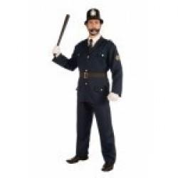 DISFRAZ T-48 POLICIA BRITANICO