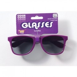 GAFAS COLOR VIOLETA