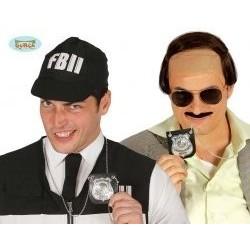 COLGANTE PLACA POLICIA