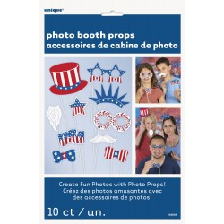 KIT 10/U PHOTOCALL 4 DE JULIO