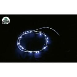 GUIRNALDA EXTERIOR 5MT 50 LEDS BLANCA