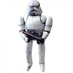 "GLOBO 70"" FOIL STAR WARS STORM TROOPER"
