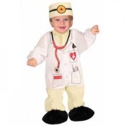 ! DISFRAZ BEBE DOCTOR