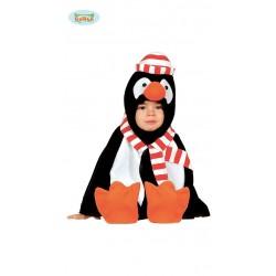 $ ^ DISFRAZ 12A24MESES PINGUINO BABY