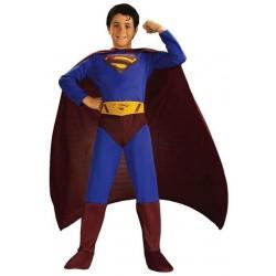 DISFRAZ 8A10AÑOS SUPERMAN