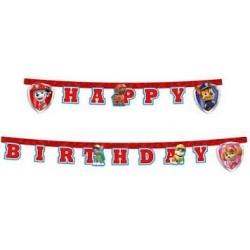 HAPPY BIRTHDAY PATRULLA CANINA 2MT