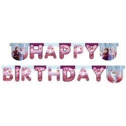 HAPPY BIRTHDAY FROZEN II 2MT