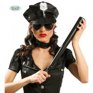 PORRA POLICIA NEGRA 51CM