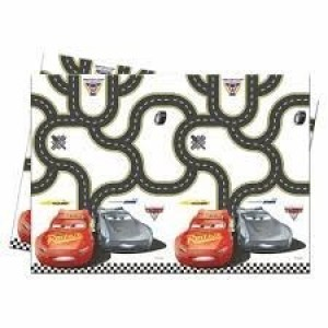 MANTEL PL CARS 3 120X180CM